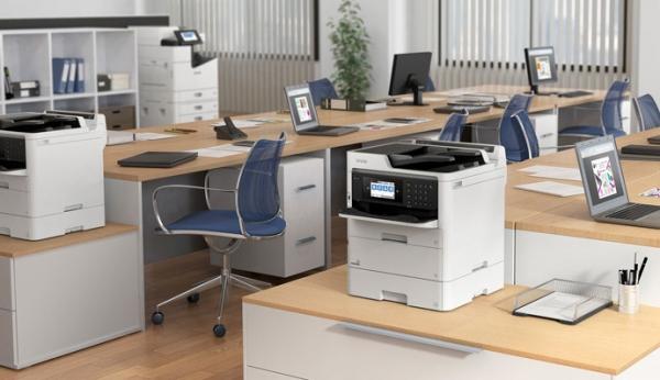Epson ra mắt máy in văn phòng hiệu suất cao