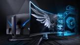 Gigabyte nhập cuộc 'sân chơi' màn hình cong chuyên game