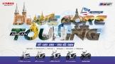 Hành trình ASEAN BLUE CORE Touring ' Tiết kiệm xăng - Tăng sức mạnh'