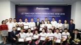 Panasonic tiếp tục đồng hành cùng sinh viên Việt Nam