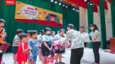 TCL nhân đôi niềm vui cho trẻ em có hoàn cảnh khó khăn