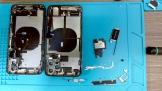 Sau mở hộp, người dùng Việt lại được khám phá thiết kế bên trong của iPhone 11 Pro Max