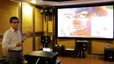 BenQ mang hai máy chiếu 4K đến Việt Nam