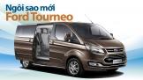 Ford Tourneo: Ngôi sao mới