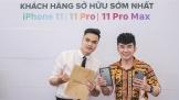 Sao Việt lựa chọn iPhone 11 như thế nào?