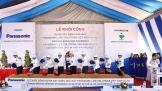 Khởi công xây dựng nhà máy Panasonic Life Solutions Việt Nam thứ hai