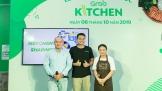 GrabKitchen: 'Căn bếp trung tâm' đầu tiên tại Việt Nam