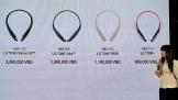LG ra mắt loạt tai nghe không dây LG TONE giá từ 890.000 đồng