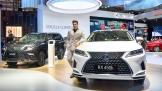 VMS 2019: Lexus giới thiệu dòng xe RX và GX hoàn toàn mới