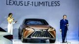 VMS 2019: Cận cảnh xe ý tưởng Lexus LF1 Limitless