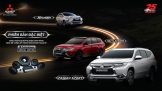 Kỷ niệm 25 năm, Mitsubishi Motors Việt Nam ra mắt 3 phiên bản đặc biệt
