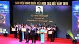 Toyota Việt Nam nhận 2 giải thưởng lớn