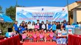 VNPT VinaPhone khánh thành công trình trường mầm non Sín Chải A