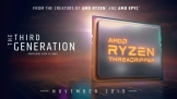 Thế hệ thứ 3 của dòng CPU AMD Ryzen Threadripper ra mắt cùng nền tảng chipset AMD TRX40 hoàn toàn mới