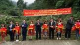 Trạm cảnh báo sớm Lào Cai nhận tài trợ từ VNPT