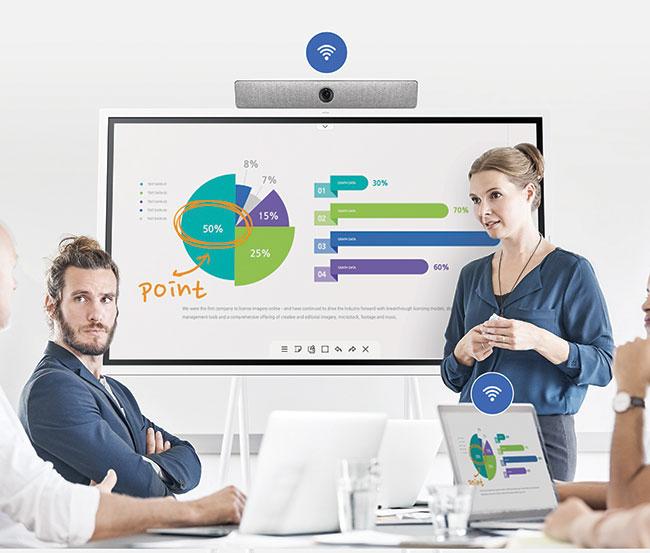 Samsung cùng Cisco mang giải pháp mới đến cho doanh nghiệp