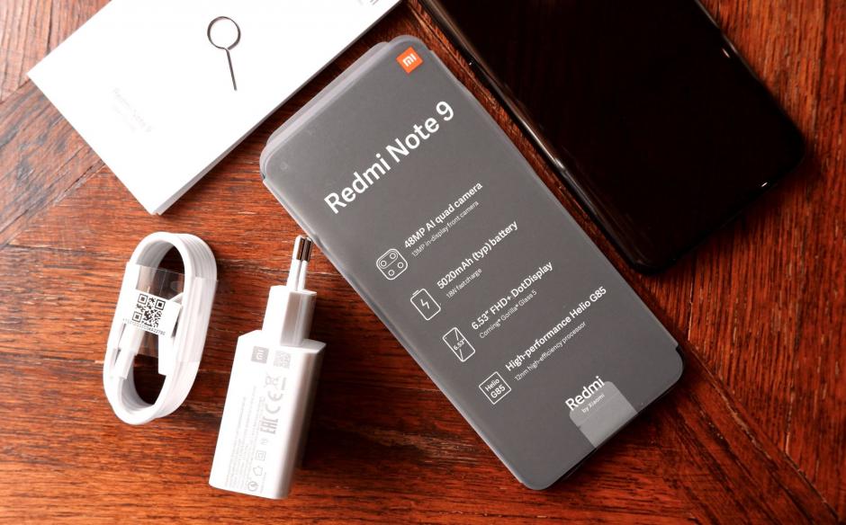Trên tay Redmi Note 9 và Redmi Note 9 Pro