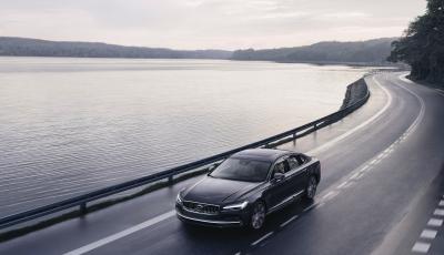 Giới hạn tốc độ toàn bộ xe Volvo