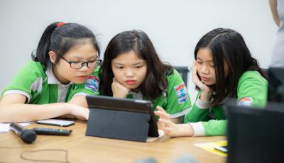 Đồng hành và chắp cánh cùng ước mơ Việt Nam