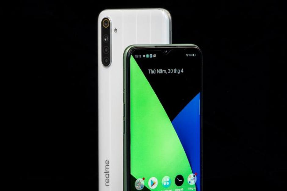 Đã mắt với bộ ảnh chụp Realme 6i: chiếc smartphone có giá chỉ chưa đến 5 triệu đồng