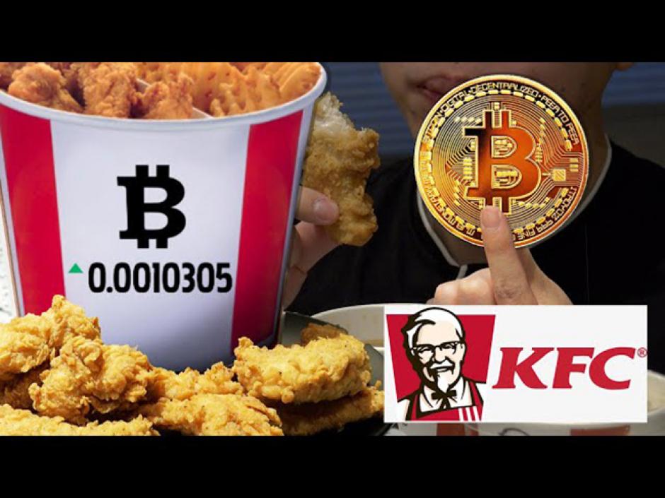 """Máy chơi game """"made by KFC""""?"""