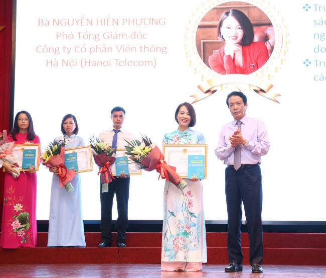 """Hanoi Telecom cùng 33 tập thể đã """"vượt dịch"""" thành công"""