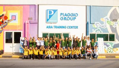 Piaggio tổ chức cuộc thi KTV giỏi toàn quốc 2020