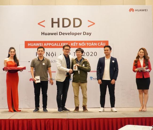 """""""Huawei AppGallery – Kết nối toàn cầu"""" Hội thảo cho các Nhà ..."""