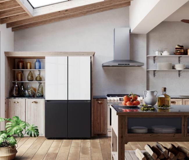 Có thể bạn chưa biết? Tủ lạnh Bespoke tùy chỉnh dung lượng và thay đổi sắc màu dễ dàng