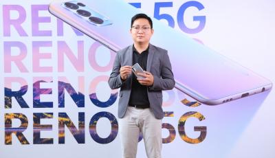 Hôm nay, 27/2/2021 Reno5 5G chính thức ra mắt