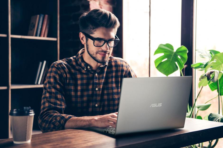 Cận cảnh bộ đôi laptop ASUS 14/15 (X415/X515): laptop di động màn hình mỏng