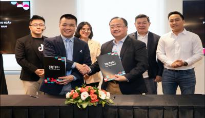 TikTok sẽ đồng hành cùng DN SME trong công cuộc chuyển đổi số