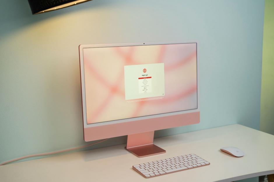 Cận cảnh iMac 24 2021 – niềm mơ ước của mọi iFan