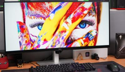 """Đánh giá Dell P3421W: màn hình cong """"chân ái"""" cho dân đồ họa, thiết kế"""