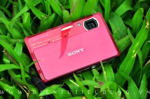 Máy ảnh mới của Sony