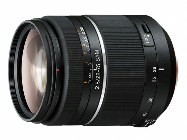 Sony DSLR 28-75mm f/2.8 SAM