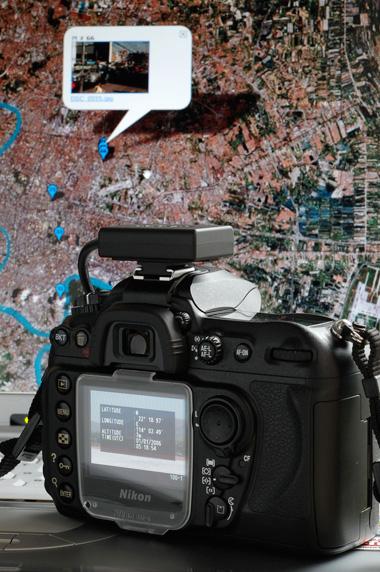 Geotagging Nikon