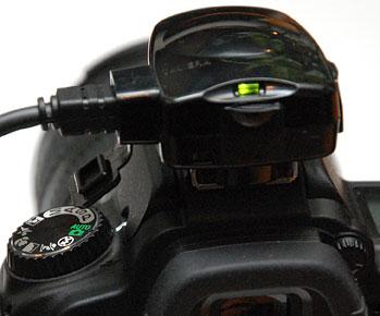 Đèn tín hiệu báo kết nối GPS của GP-1.
