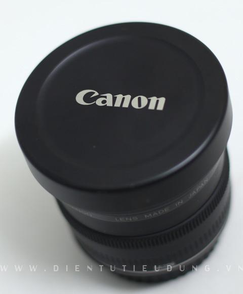 Canon 15mm f2.8