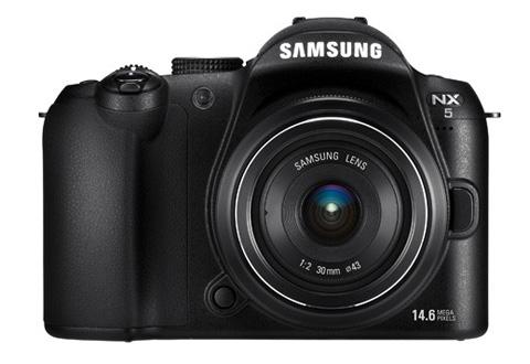 Máy ảnh Samsung NX5