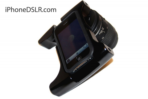 iPhone DSLR
