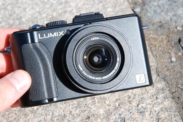 Panasonix Lumix LX5
