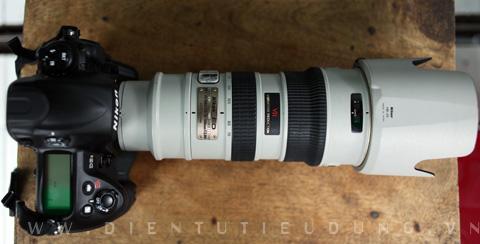 Nikon 70-200mm f2.8G VR EDó