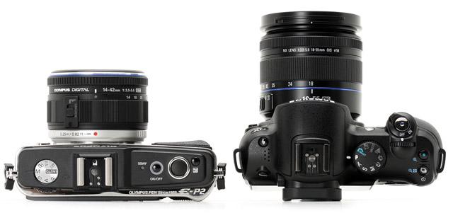 Micro Four Third và Mirrorless/ Hybrid camera