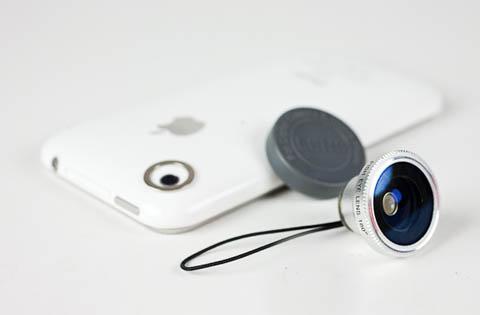 Lens for Mobile
