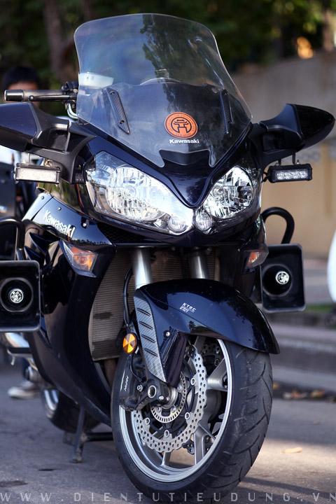 Kawasaki Concour 14