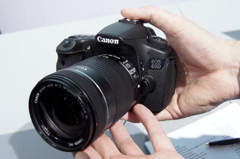 Photokina 2010, Canon