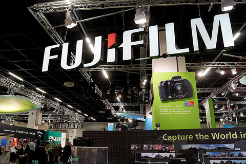 Photokina 2010, Fujifilm