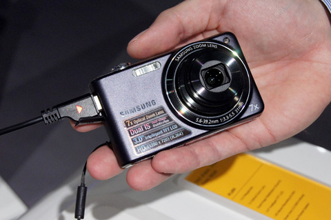 Photokina 2010, Samsung