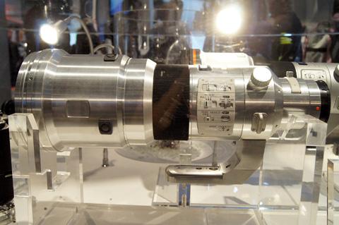 Photokina 2010, Sony
